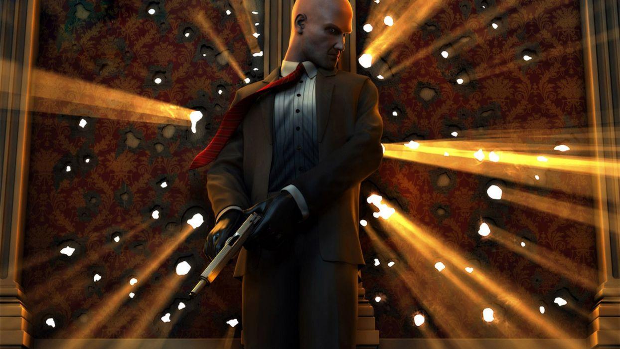 Hitman Agent 47 wallpaper