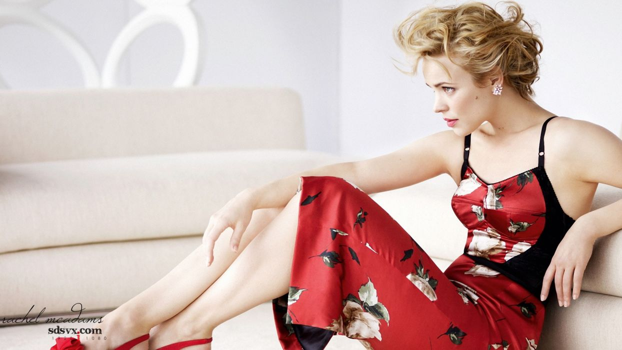 women Rachel McAdams wallpaper