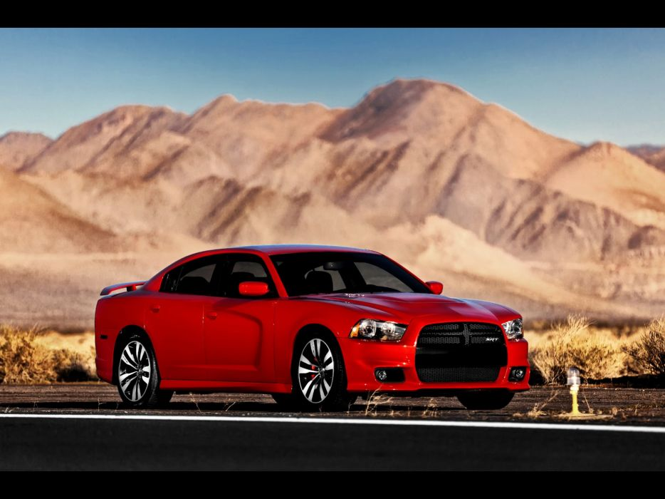 muscle cars Dodge Charger wallpaper