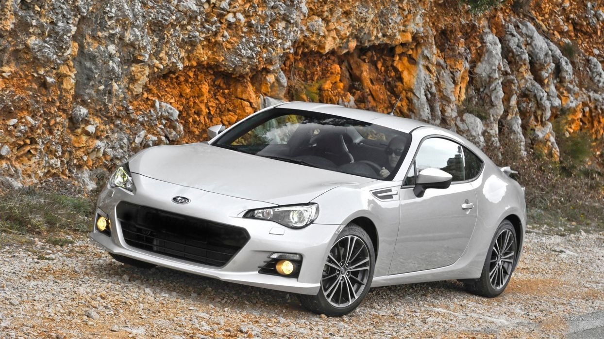 cars vehicles Subaru BRZ wallpaper