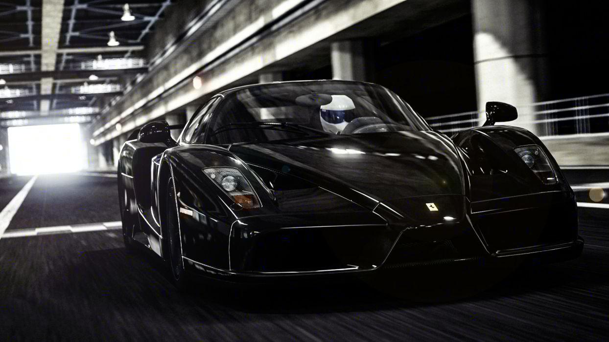cars Ferrari vehicles Ferrari Enzo automobile wallpaper