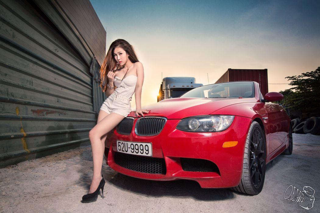 BMW asian cars wallpaper