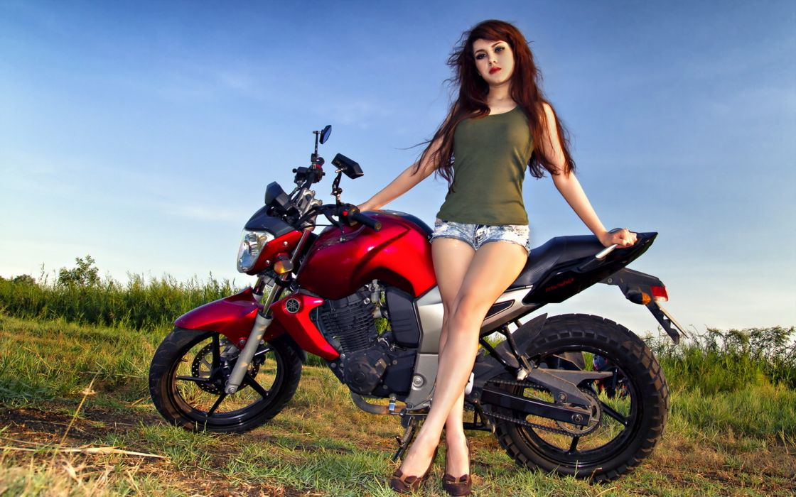 motorcycle shorts legs asian wallpaper