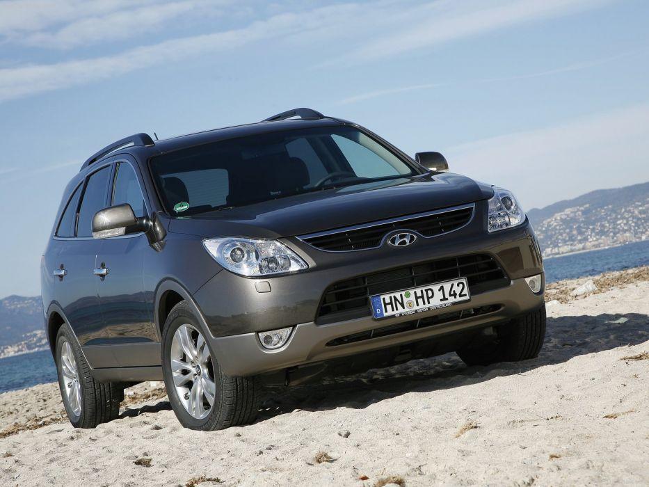 Hyundai ix55 2009 wallpaper