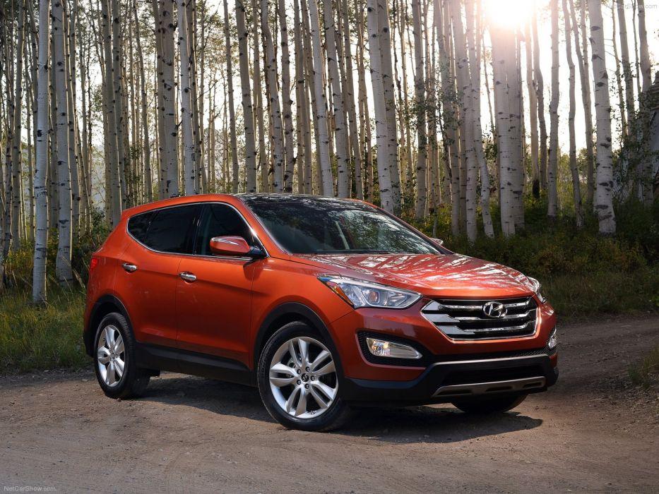 Hyundai Santa Fe Sport 2013 wallpaper