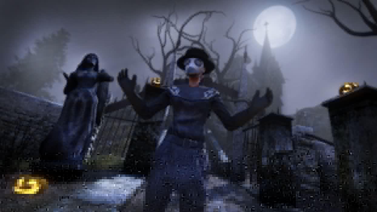 THE SECRET WORLD dark fantasy horror (13) wallpaper
