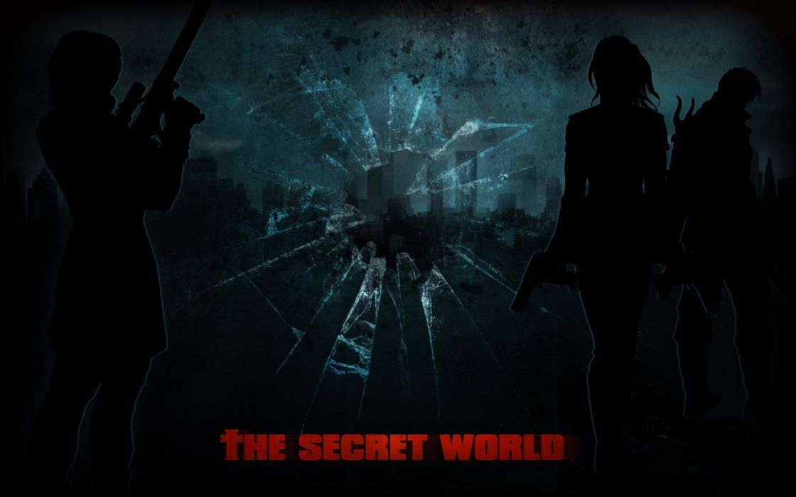 THE SECRET WORLD dark fantasy horror (27) wallpaper