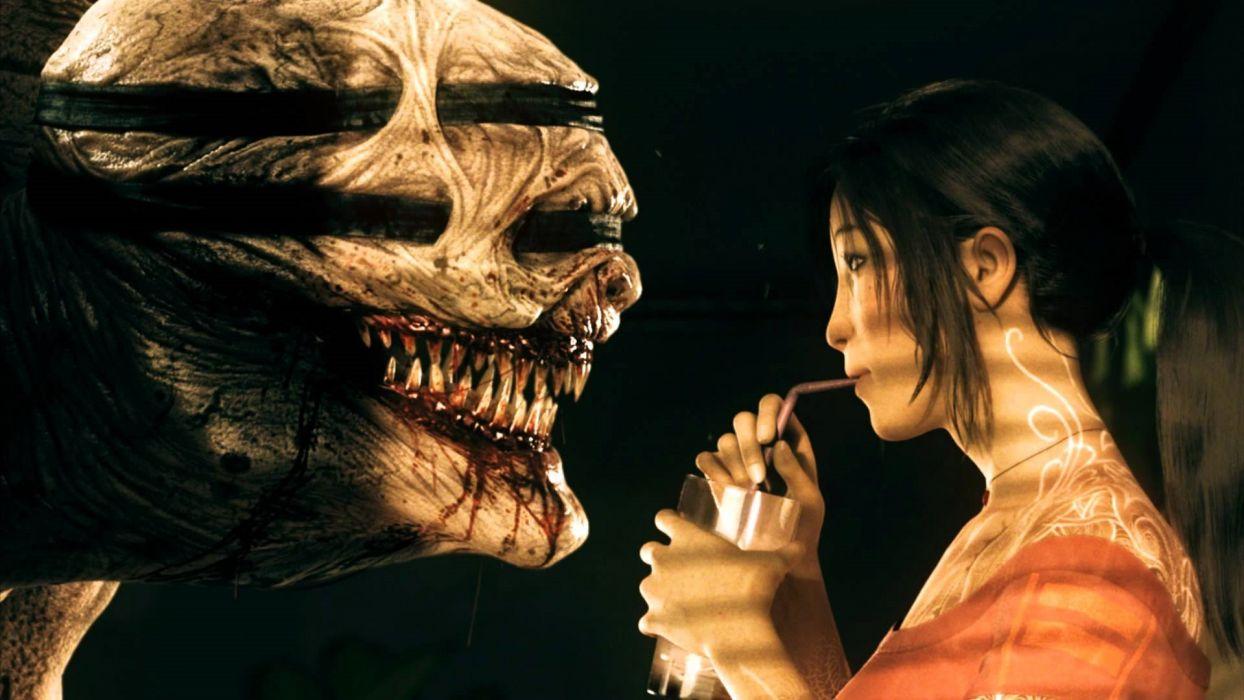 THE SECRET WORLD dark fantasy horror (39) wallpaper