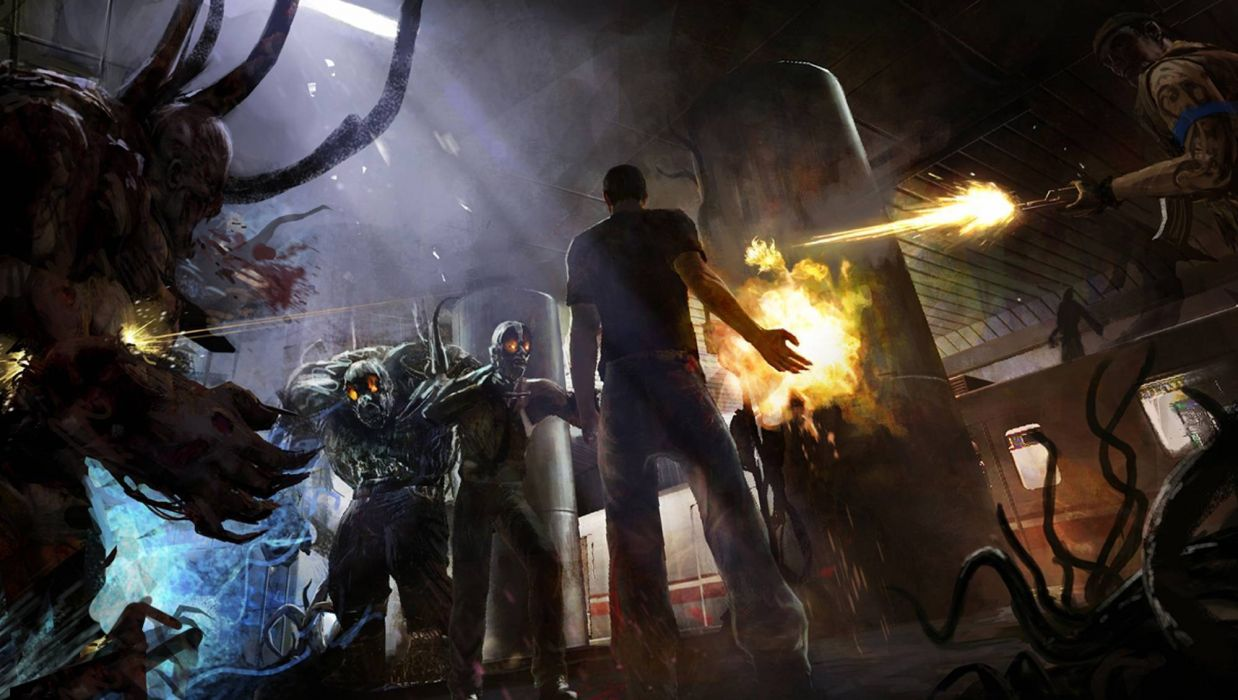 THE SECRET WORLD dark fantasy horror (77) wallpaper