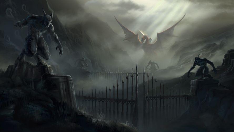 FALLEN ENCHANTRESS fantasy (3) wallpaper