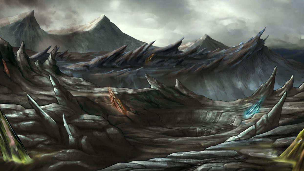 FALLEN ENCHANTRESS fantasy (5) wallpaper