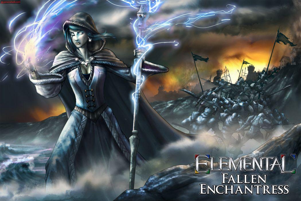 FALLEN ENCHANTRESS fantasy (13) wallpaper
