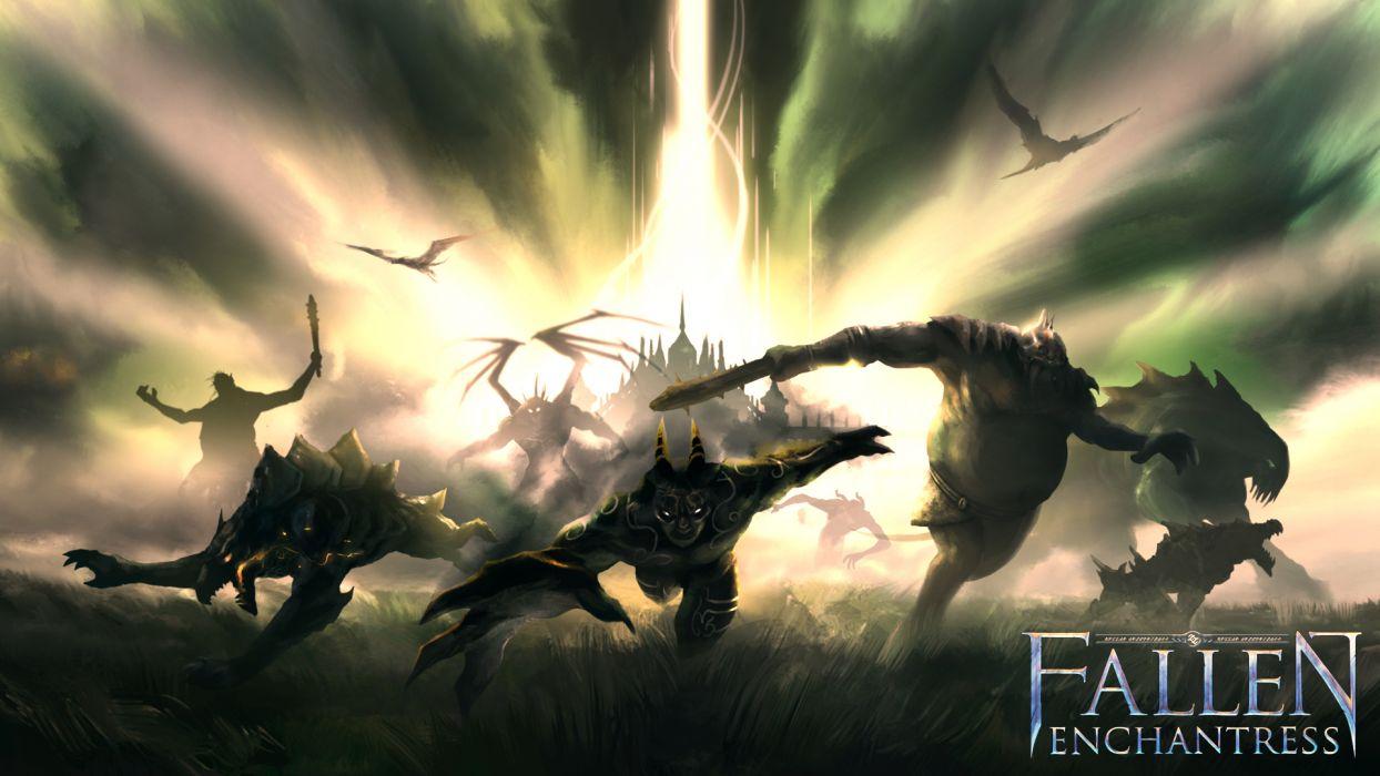 FALLEN ENCHANTRESS fantasy (17) wallpaper