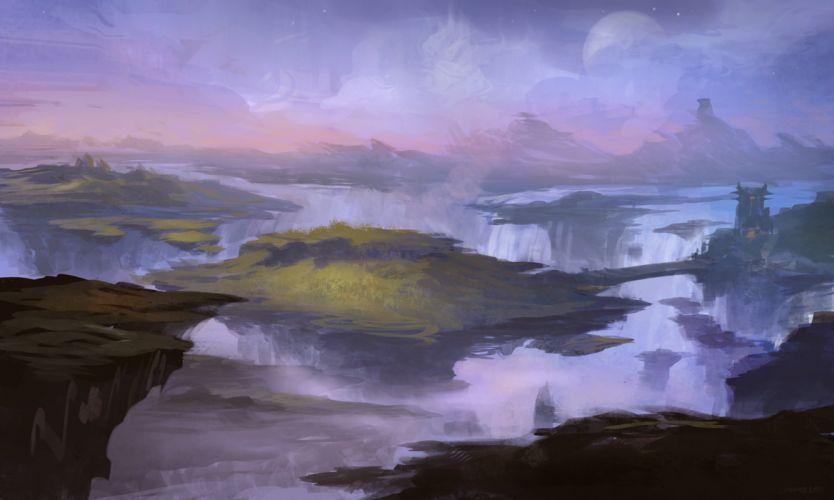 WORLD OF WARCRAFT warlords draenor fantasy (20) wallpaper