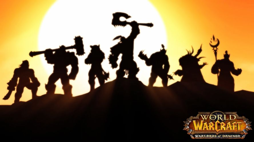 WORLD OF WARCRAFT warlords draenor fantasy (23) wallpaper