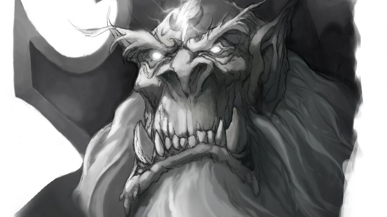 WORLD OF WARCRAFT warlords draenor fantasy (24) wallpaper