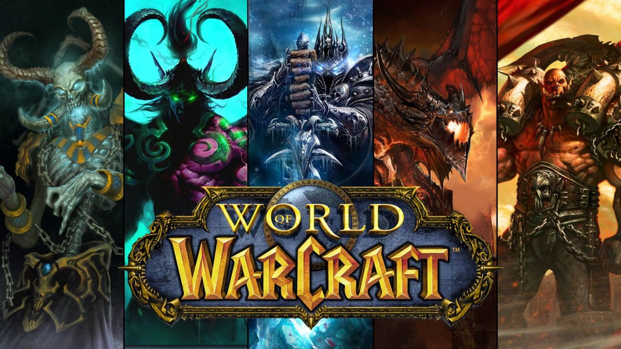 WORLD OF WARCRAFT warlords draenor fantasy (32) wallpaper