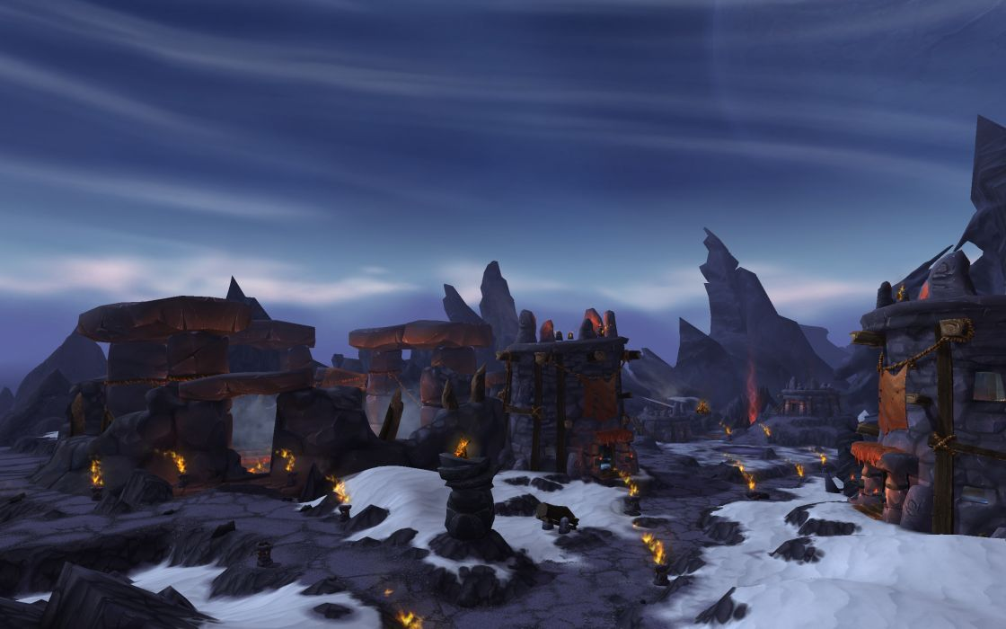 WORLD OF WARCRAFT warlords draenor fantasy (41) wallpaper