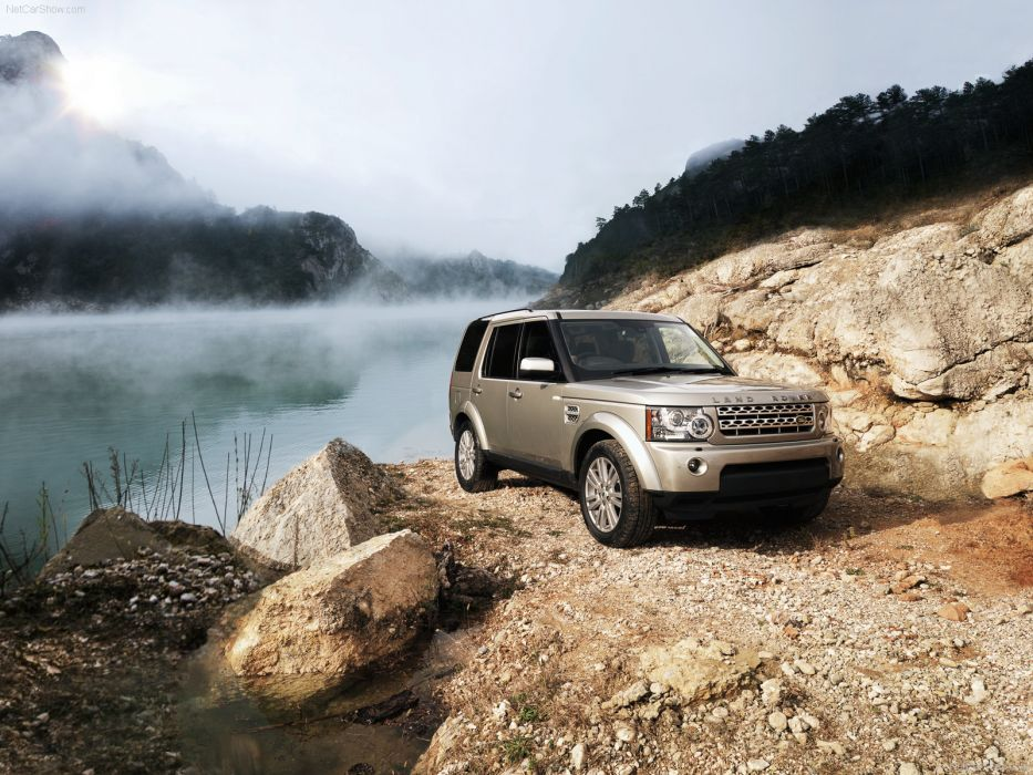 Land Rover Discovery 4 2010 wallpaper