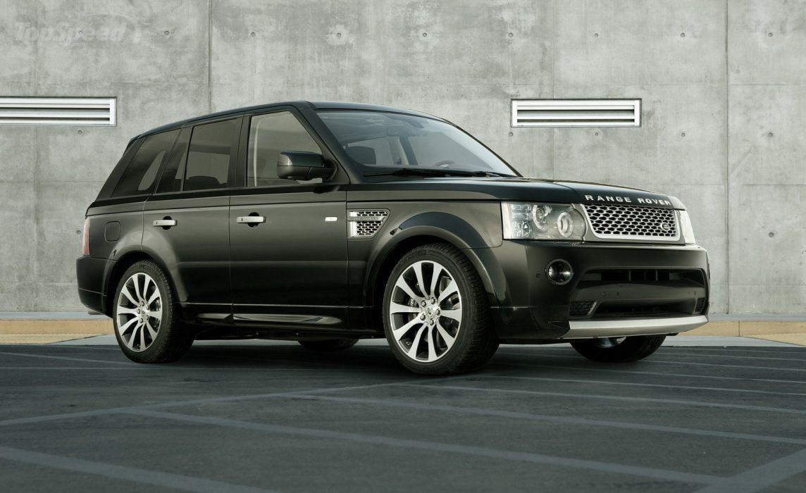 Land Rover Range Rover Sport 2011 wallpaper