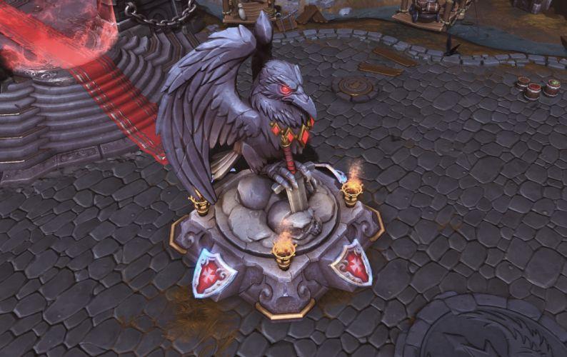 HEROES OF THE STORM Warcraft Diablo StarCraft fantasy sci-fi (8) wallpaper