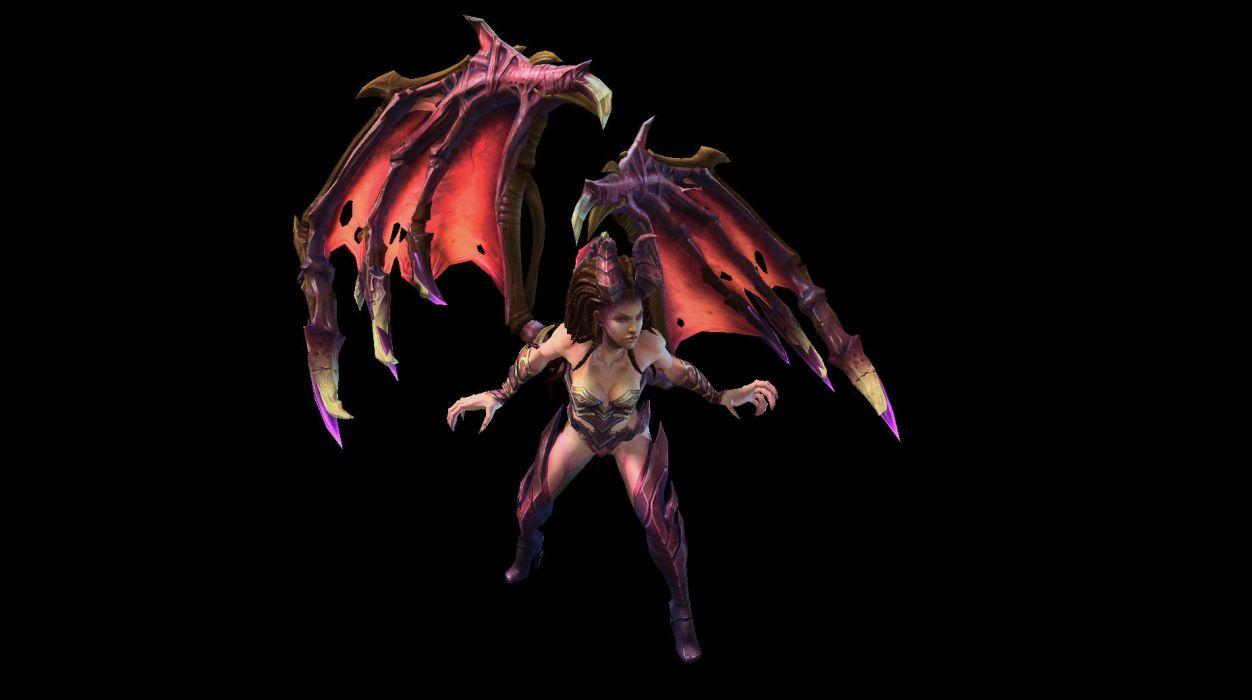 HEROES OF THE STORM Warcraft Diablo StarCraft fantasy sci-fi (11) wallpaper