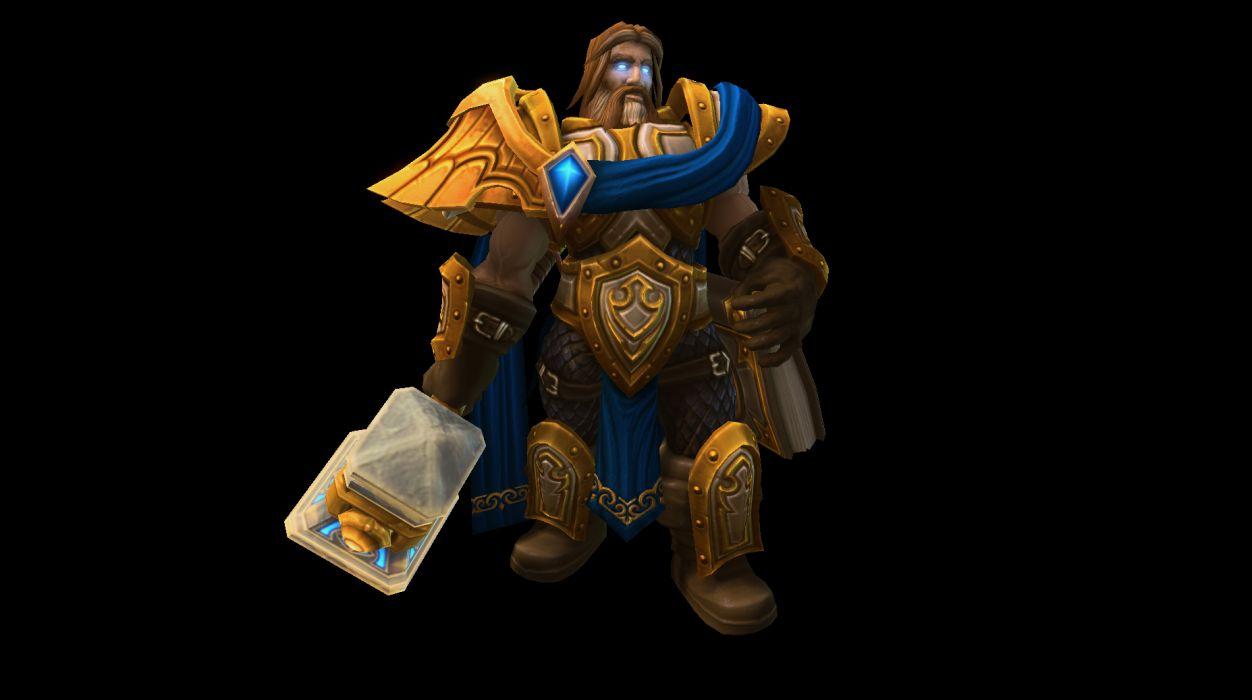 HEROES OF THE STORM Warcraft Diablo StarCraft fantasy sci-fi (24) wallpaper