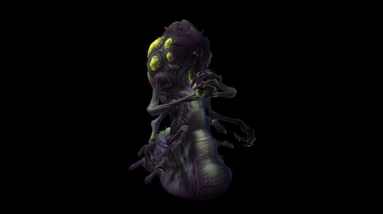 HEROES OF THE STORM Warcraft Diablo StarCraft fantasy sci-fi (31) wallpaper