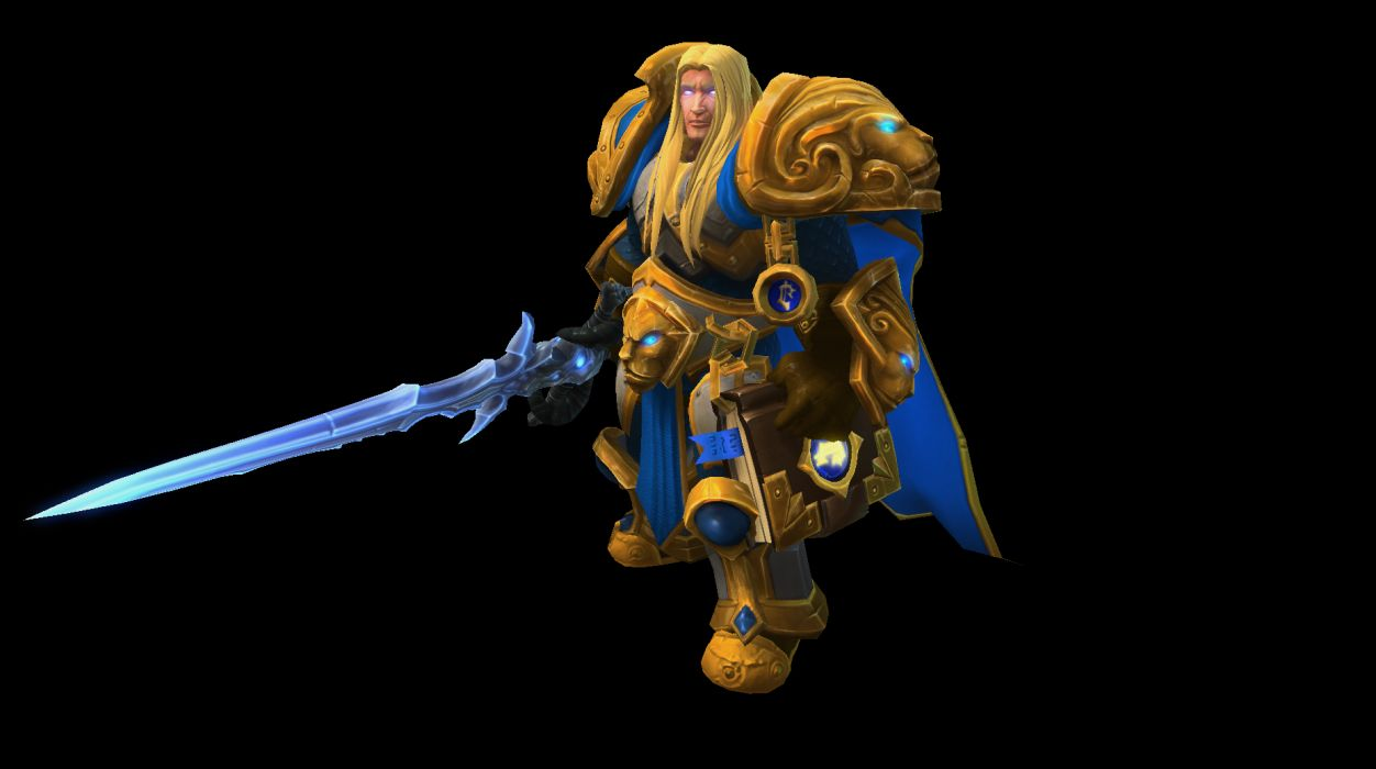 HEROES OF THE STORM Warcraft Diablo StarCraft fantasy sci-fi (33) wallpaper