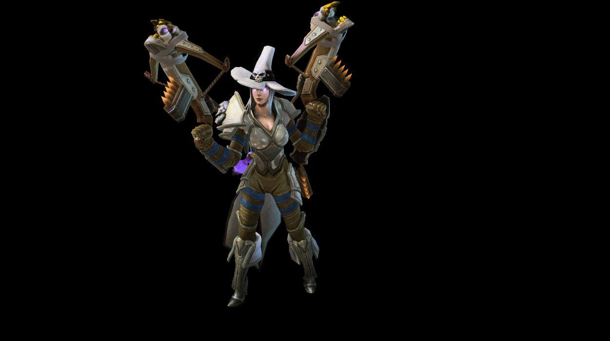 HEROES OF THE STORM Warcraft Diablo StarCraft fantasy sci-fi (37) wallpaper