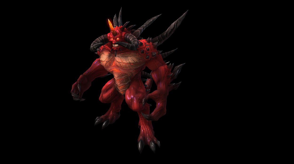 HEROES OF THE STORM Warcraft Diablo StarCraft fantasy sci-fi (38) wallpaper
