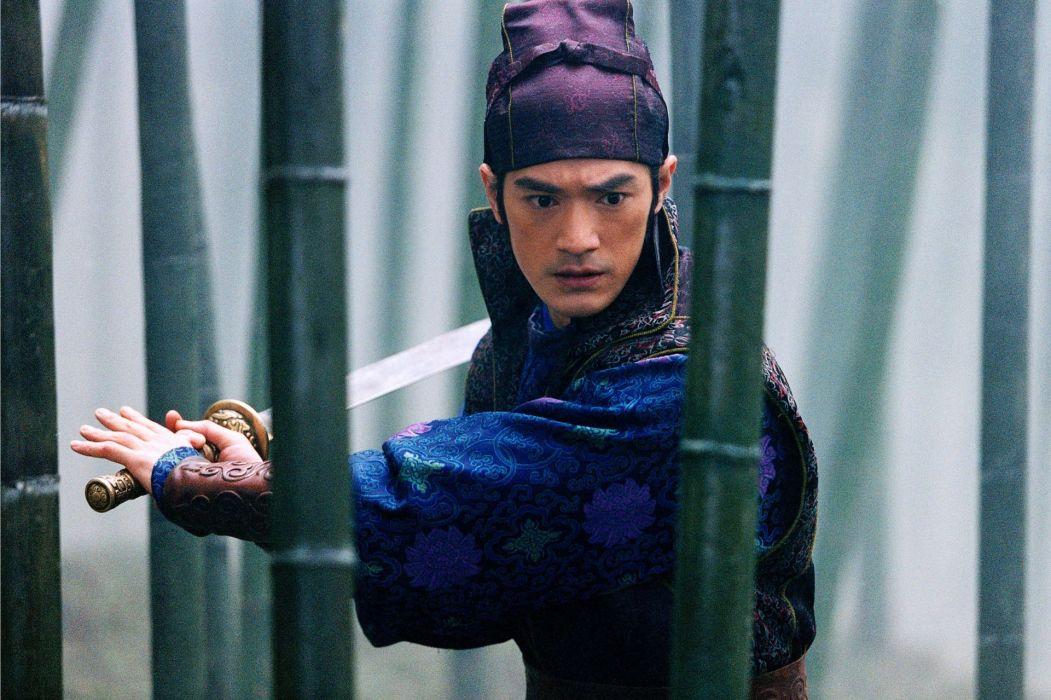 HOUSE OF FLYING DAGGERS fantasy drama asian martial arts (3) wallpaper