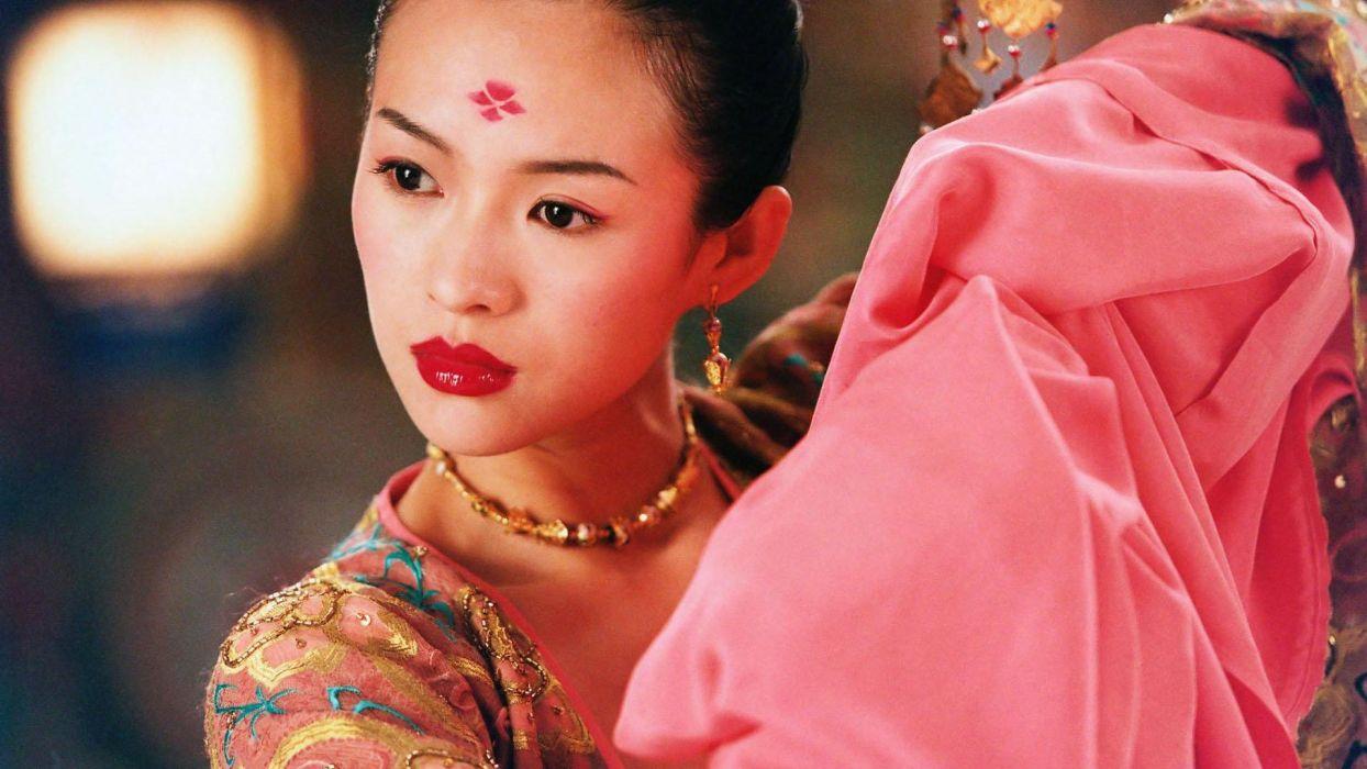 HOUSE OF FLYING DAGGERS fantasy drama asian martial arts (6) wallpaper