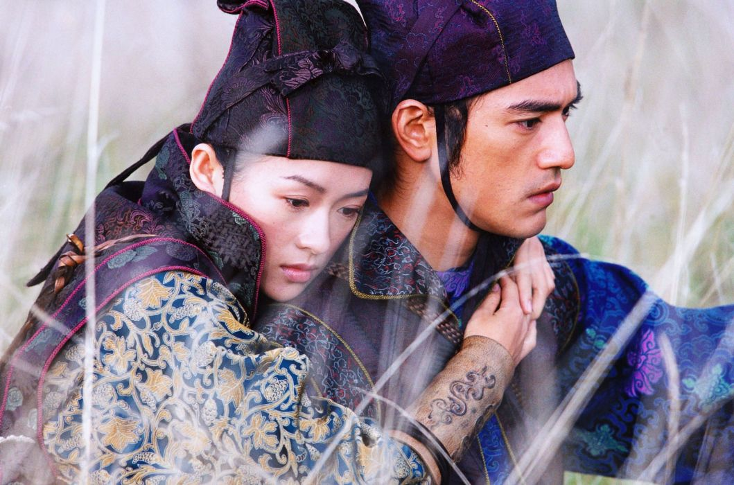 HOUSE OF FLYING DAGGERS fantasy drama asian martial arts (7) wallpaper