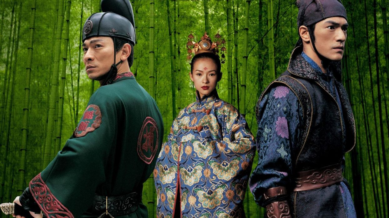 HOUSE OF FLYING DAGGERS fantasy drama asian martial arts (8) wallpaper