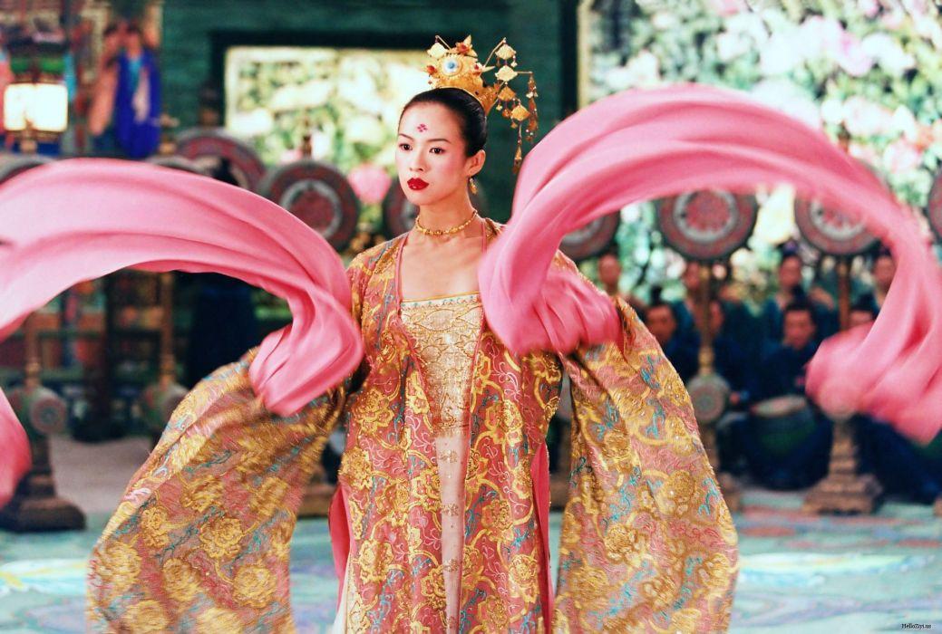 HOUSE OF FLYING DAGGERS fantasy drama asian martial arts (9) wallpaper