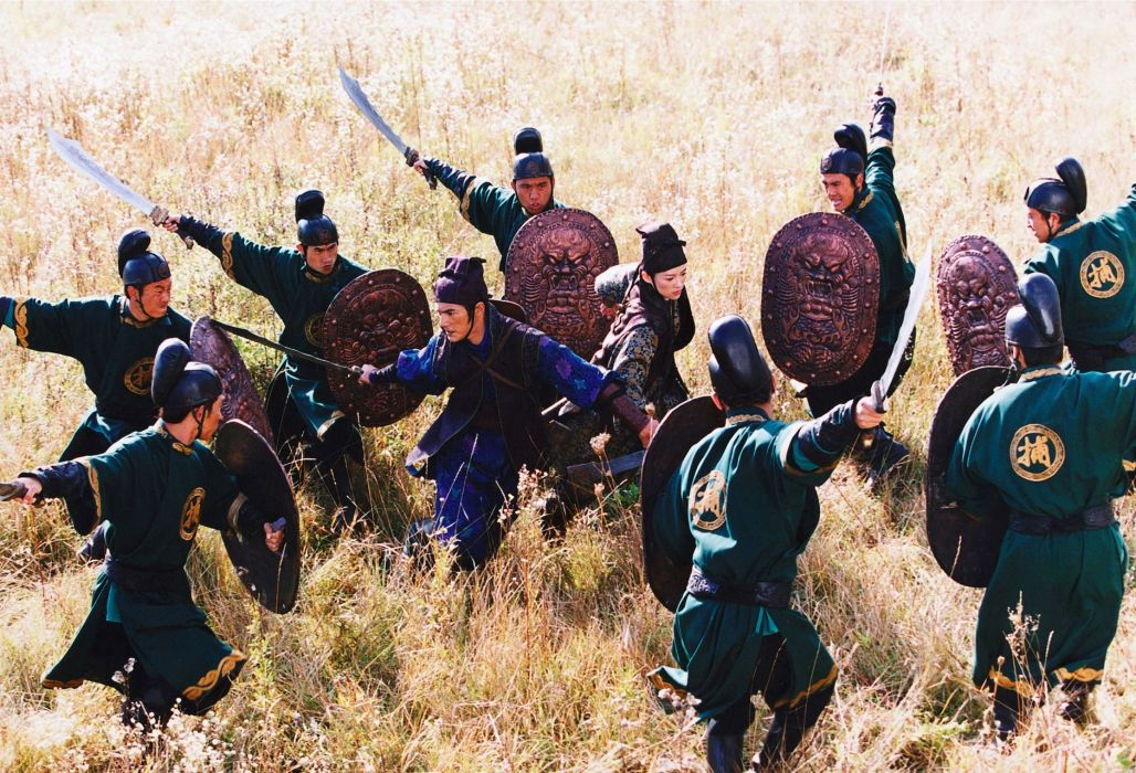 HOUSE OF FLYING DAGGERS fantasy drama asian martial arts (10) wallpaper
