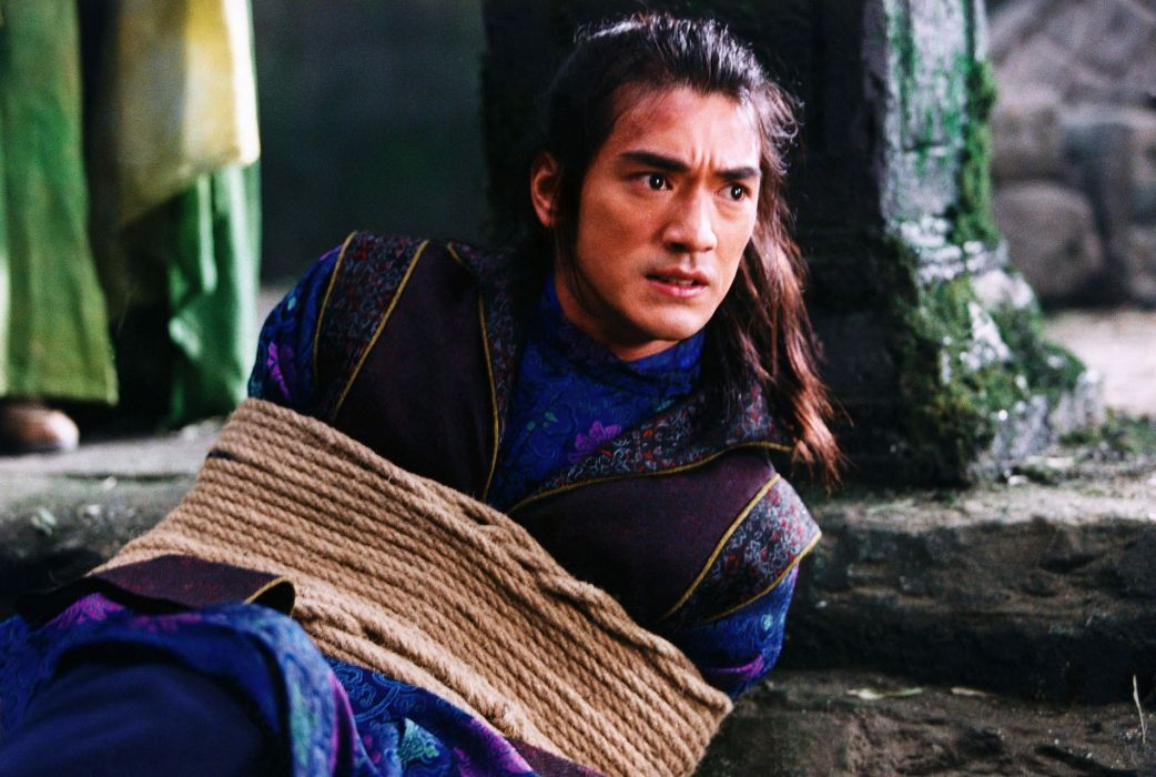 HOUSE OF FLYING DAGGERS fantasy drama asian martial arts (11) wallpaper