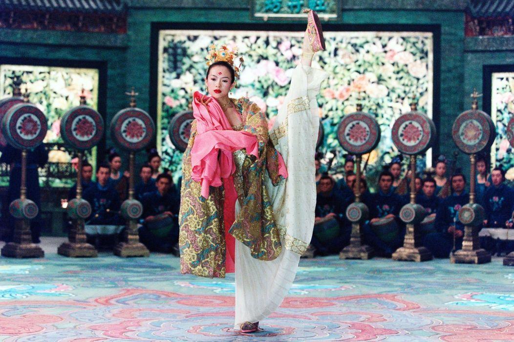HOUSE OF FLYING DAGGERS fantasy drama asian martial arts (14) wallpaper