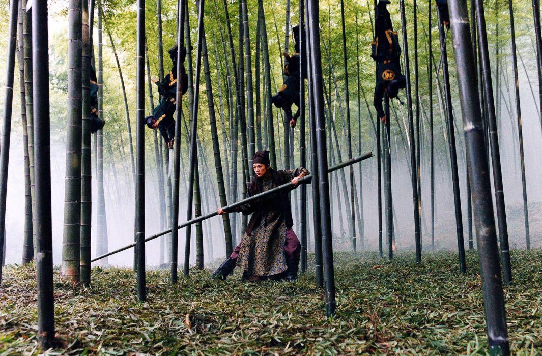HOUSE OF FLYING DAGGERS fantasy drama asian martial arts (19) wallpaper