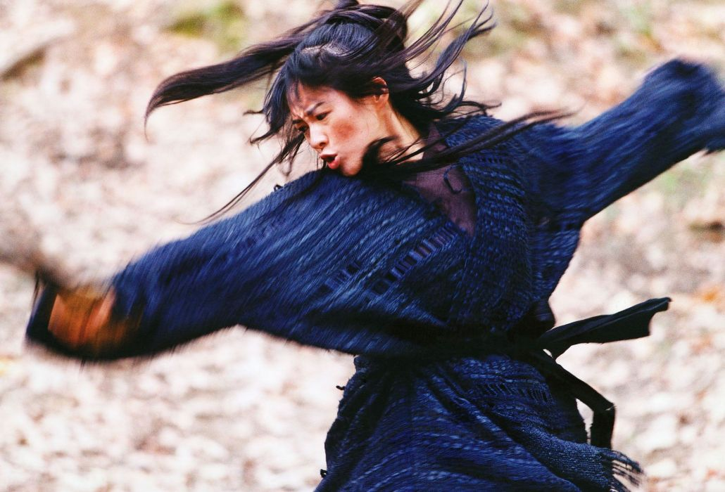 HOUSE OF FLYING DAGGERS fantasy drama asian martial arts (21) wallpaper