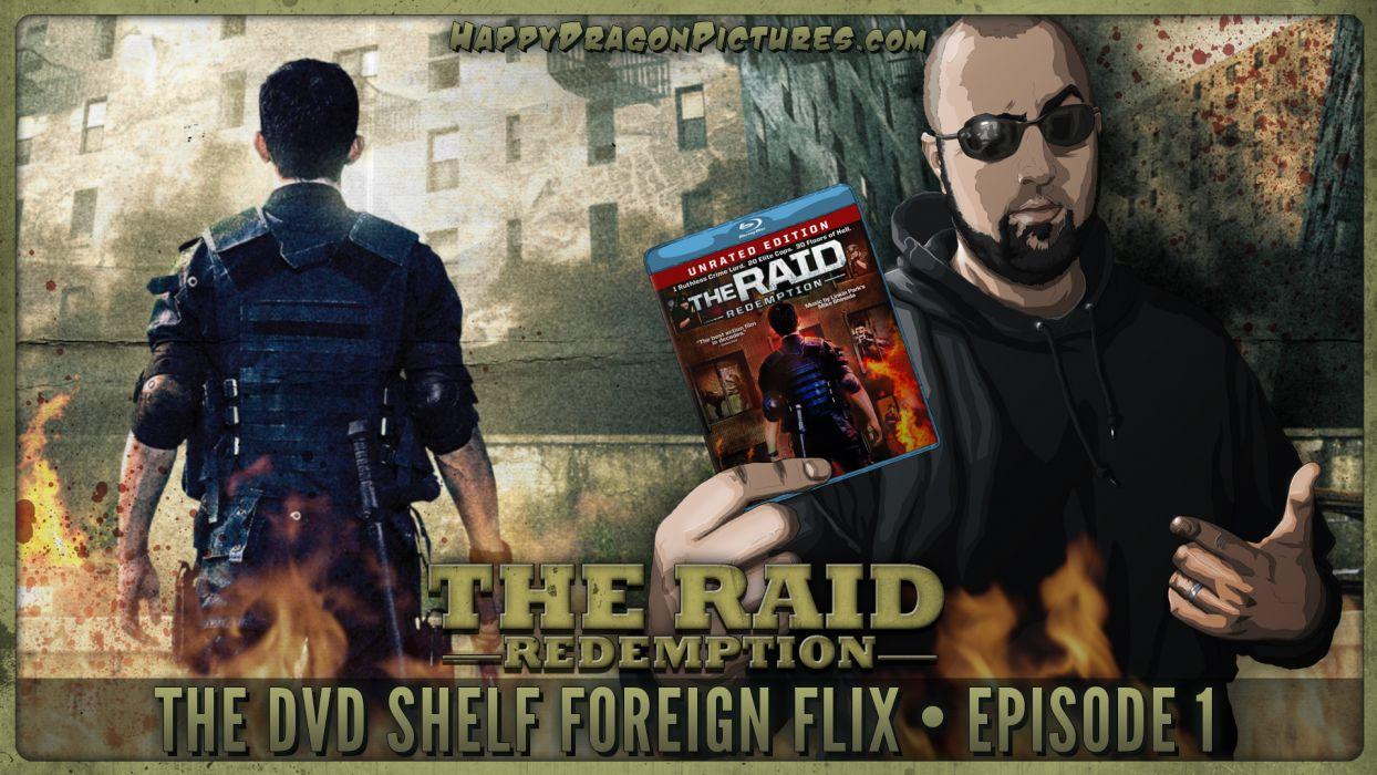 THE-RAID martial arts action raid crime raid thriller (3) wallpaper