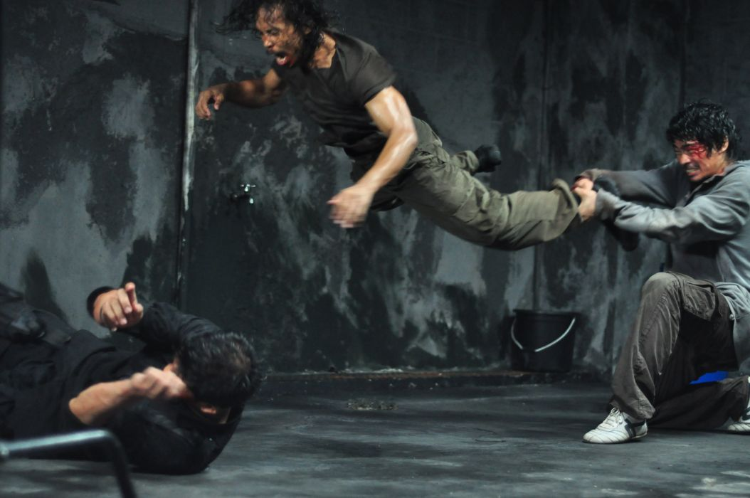 THE-RAID martial arts action raid crime raid thriller (2) wallpaper
