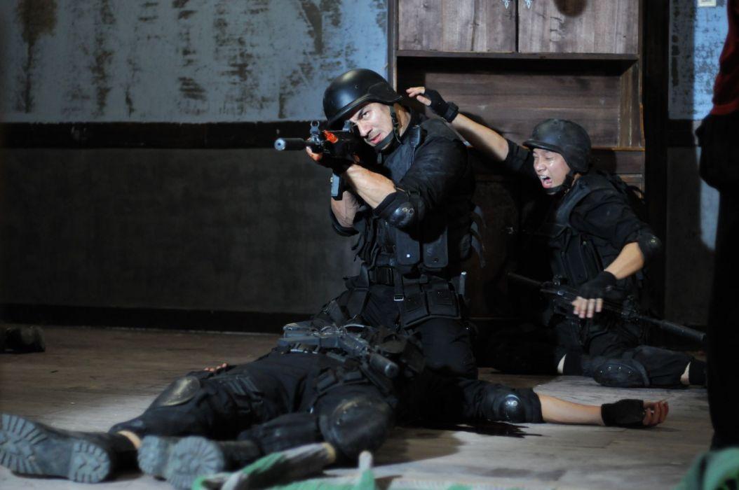 THE-RAID martial arts action raid crime raid thriller (16) wallpaper
