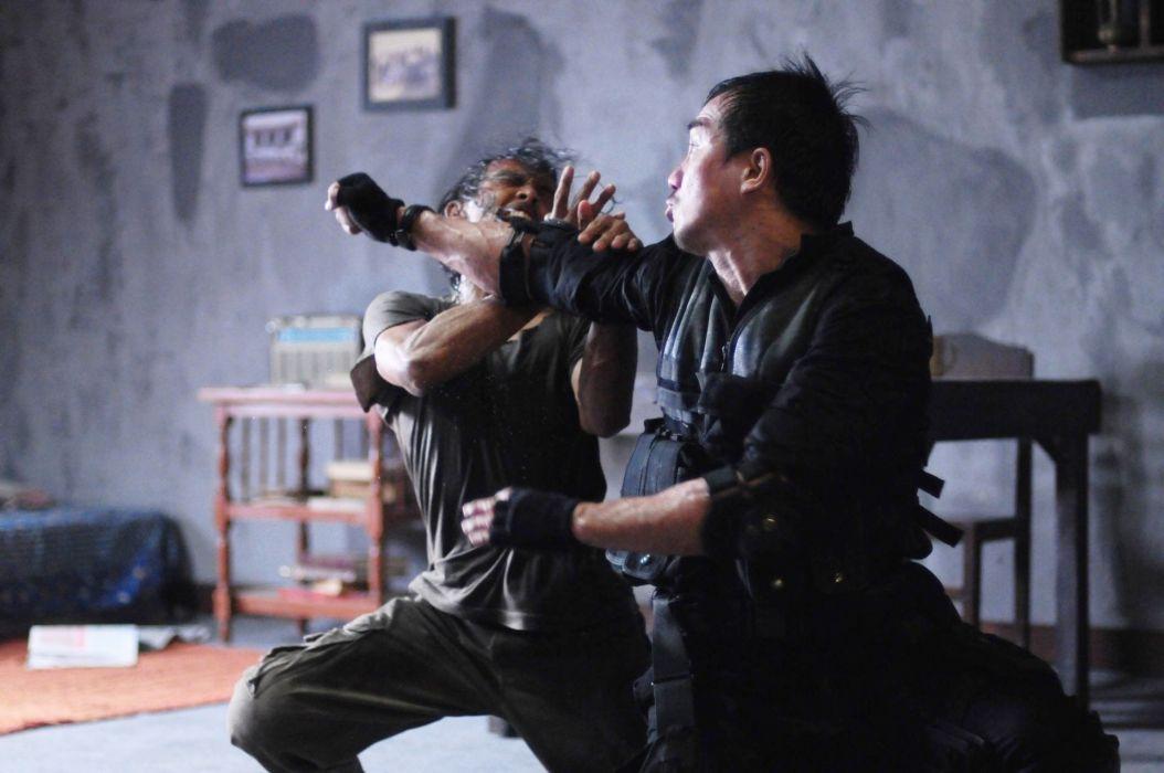 THE-RAID martial arts action raid crime raid thriller (18) wallpaper