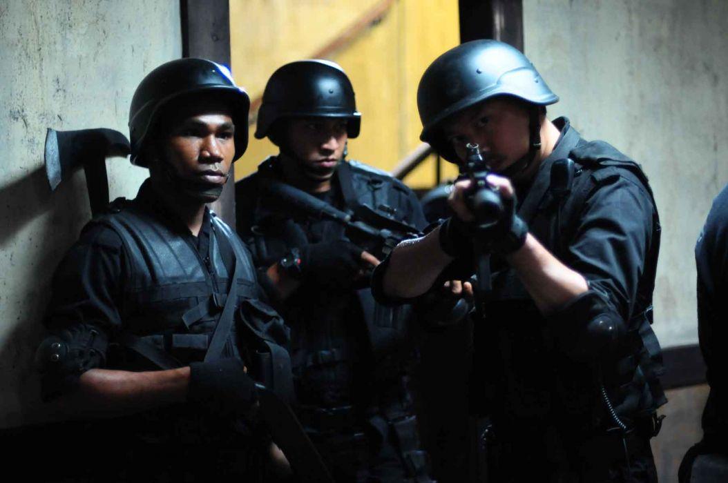 THE-RAID martial arts action raid crime raid thriller (22) wallpaper