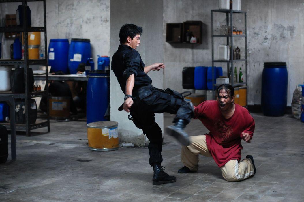 THE-RAID martial arts action raid crime raid thriller (36) wallpaper