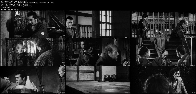 YOJIMBO martial arts action drama thriller (2) wallpaper