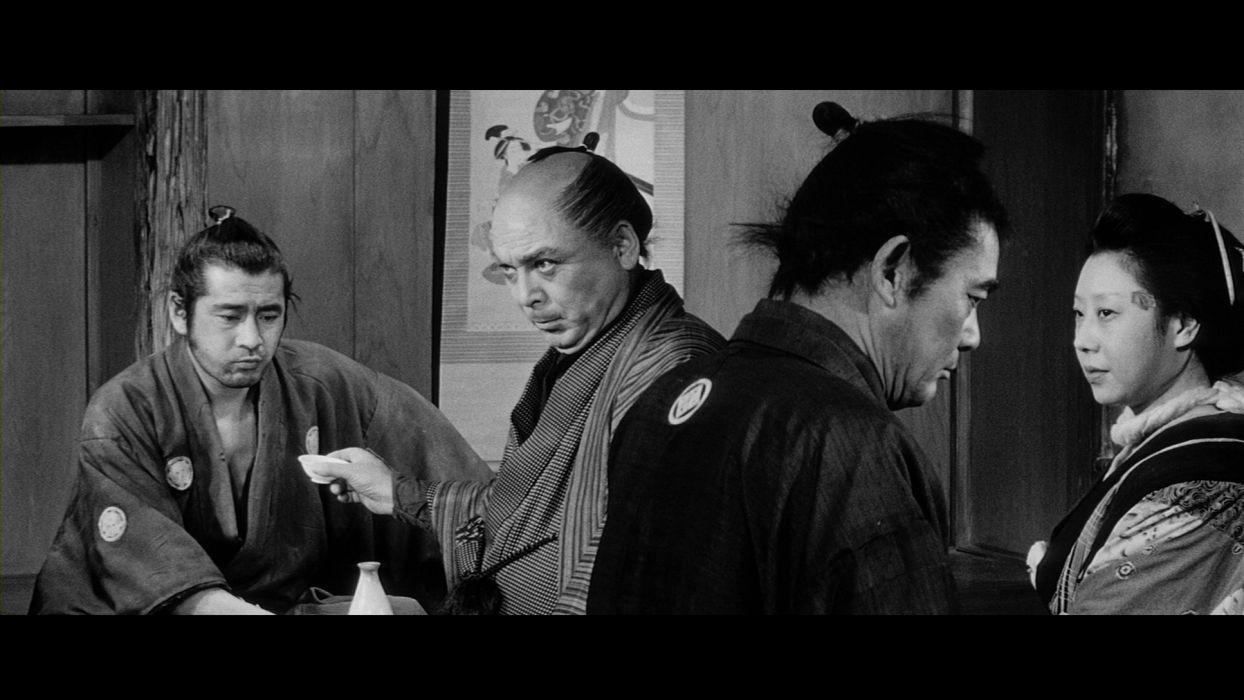 YOJIMBO martial arts action drama thriller (3) wallpaper