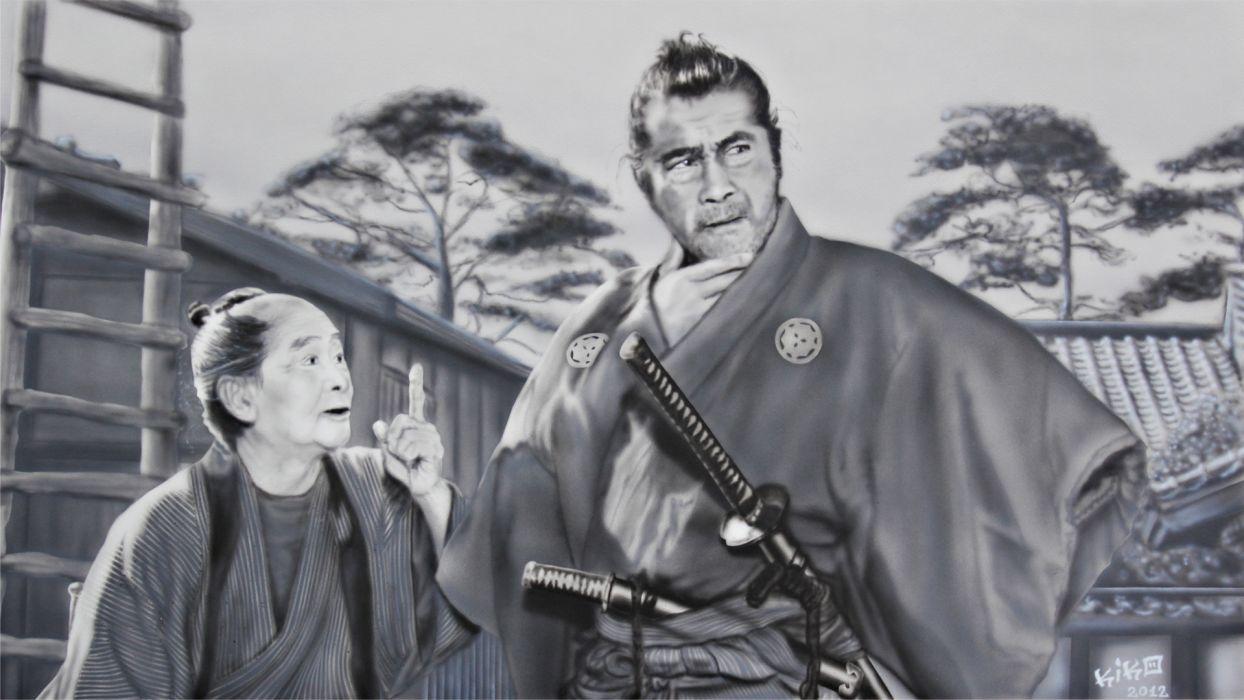 YOJIMBO martial arts action drama thriller (14) wallpaper